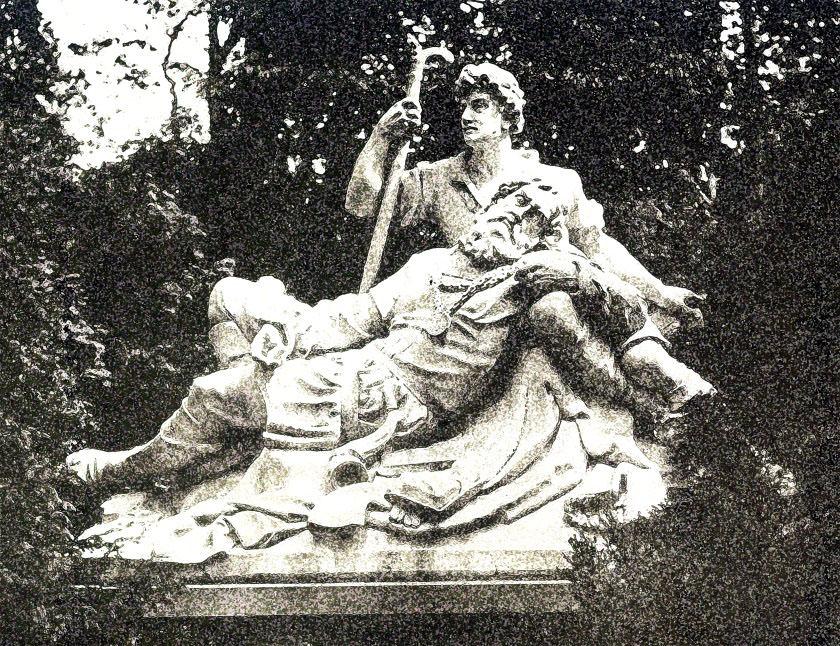 Eberhardsgruppe 65 x 50 cm