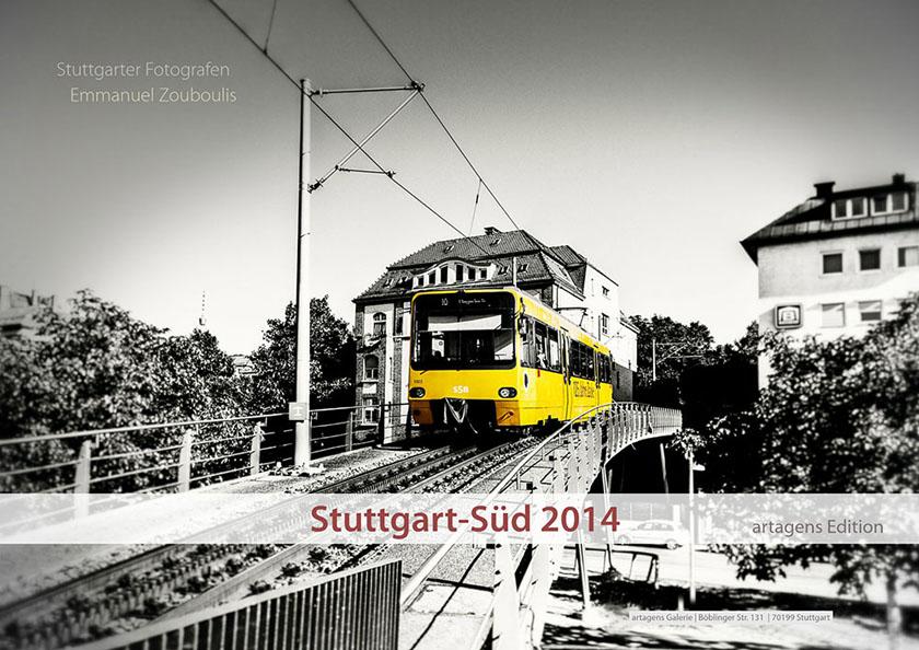 Stuttgart Süd Fotokunst-Kalender (aus 2014)